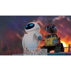 Набор робот WALL-E + EVE от Disney-Pixar