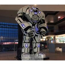 Трёхметровый робот Роботоп/Robotop