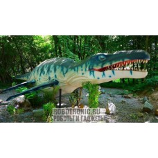 Динозавр Лиоплевродон