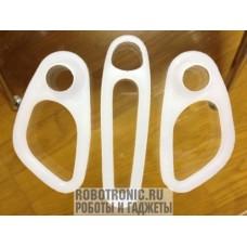 Комплект 2 уха + хвост для AIBO ERS7/ERS110/111