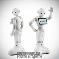 Самый человечный робот Пэппер (Pepper)