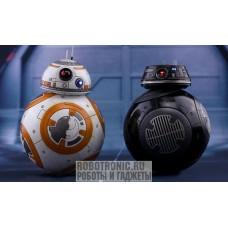 BB-8/BB-9E в натуральную величину: макет