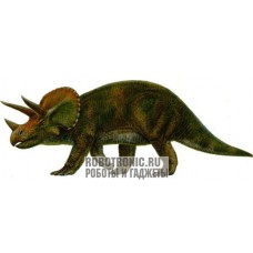 Изготовление роботизированных динозавров