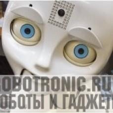 Компонент робота. Сложное движение челюстей