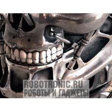 Компонент робота. Простое движение челюстей