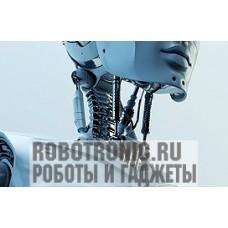 Компонент робота. Движения головы только по горизонтали