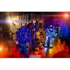 Шоу с роботами