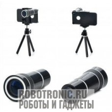 10х телескоп для iPhone 4