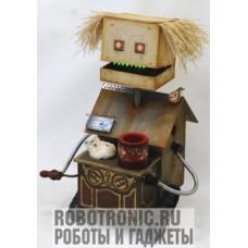 Аренда робота Деревяка 60 см (8 часов)