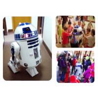 R2-D2 ростом 112 см в аренду (Star Wars, Звёздные войны)