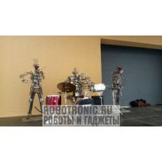 Роботы музыканты в аренду