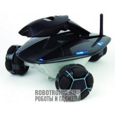 Rovio: робот для домашнего видеонаблюдения